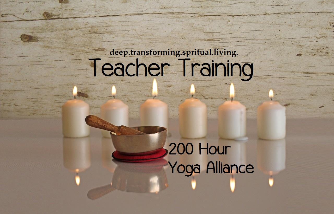 Yoga Teacher Training Grounded by Yoga