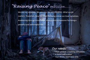 raising peace