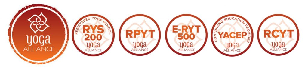 A Yoga and Meditation Teacher Training School approved by the Yoga Alliance
