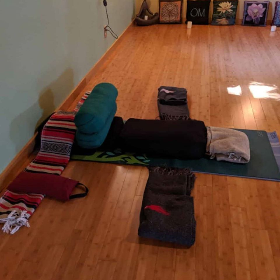 Meditation in the Finger Lakes